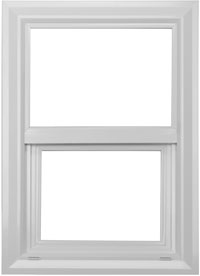 value windows doors imperial Single Hung Window Product Photo