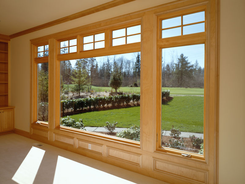 value windows doors Fusionwood series window beauty photo
