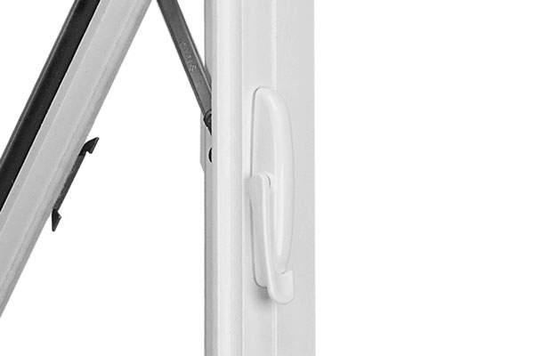 Value casement lock window hardware