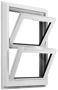Galaxy series Double Hung Window Image