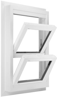 GS Series Double Hung Window Image