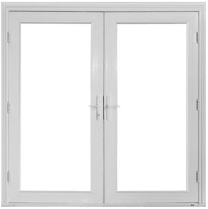 GS Series French Swing Door Image