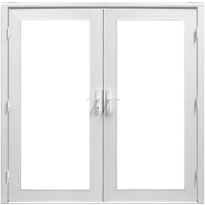 value winwdows doors Galaxy French Swing Door Image