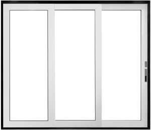GS Series Multiple Sliding Door Image