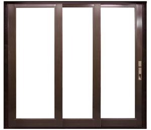 value winwdows doors Fusionwood Multiple Sliding Door Image