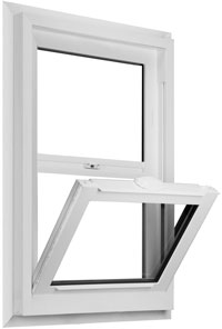 value winwdows doors Galaxy Single Hung Window Image