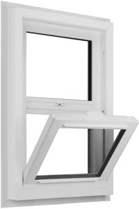 value winwdows doors GS Single Hung Window Image