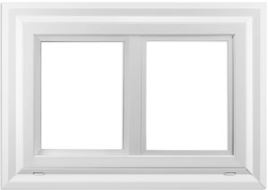 GS Series Horizontal Sliding Window Image